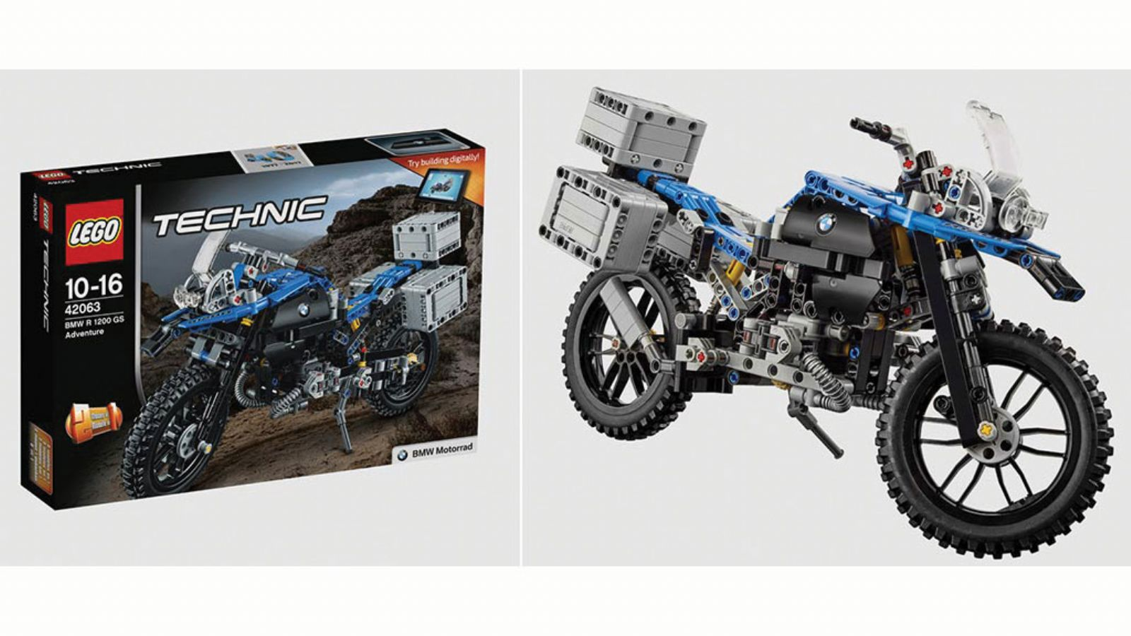 bmw r1200gs lego technic bmw. Black Bedroom Furniture Sets. Home Design Ideas