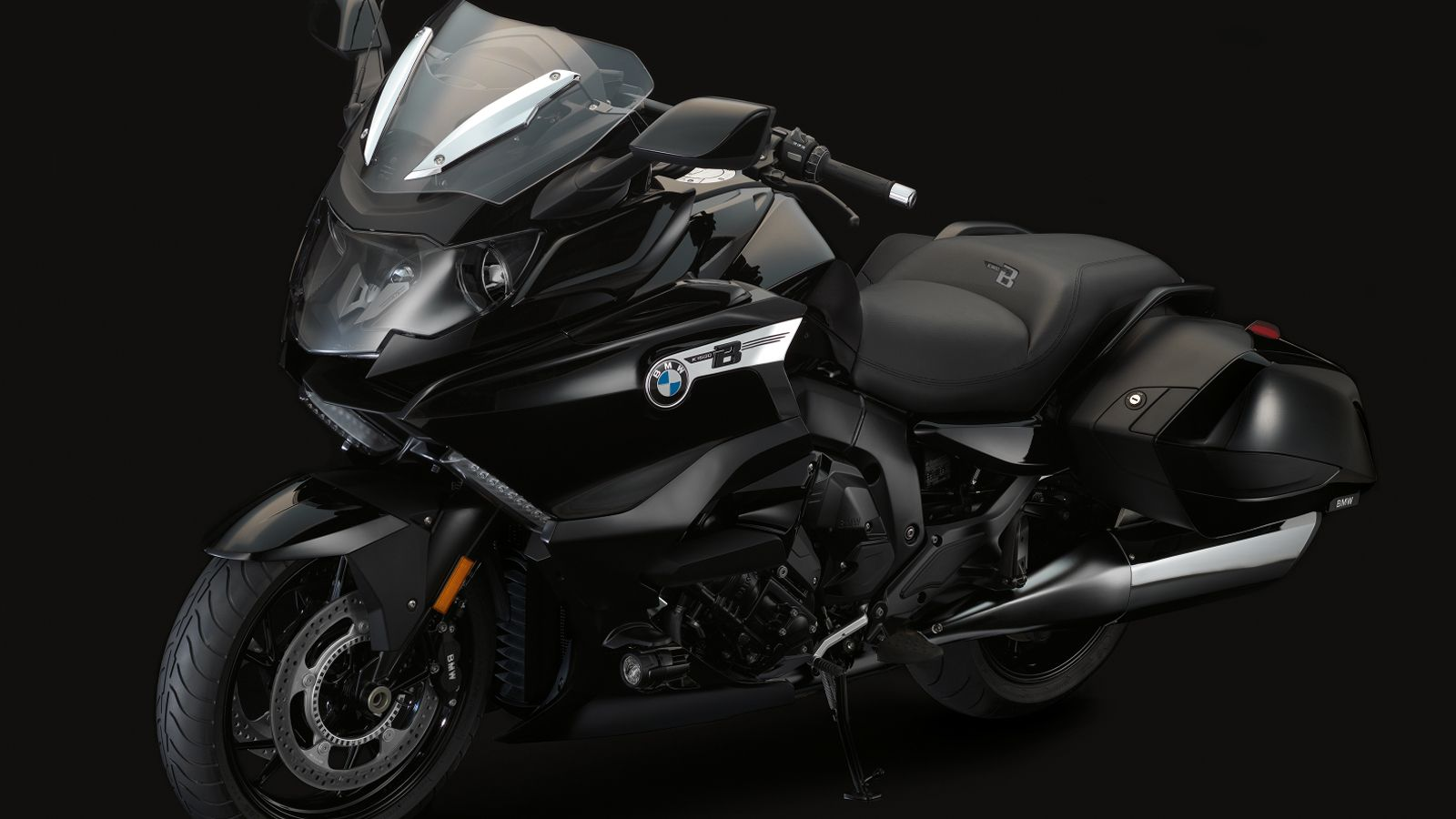 To Bmw K1600 Bagger Bmw