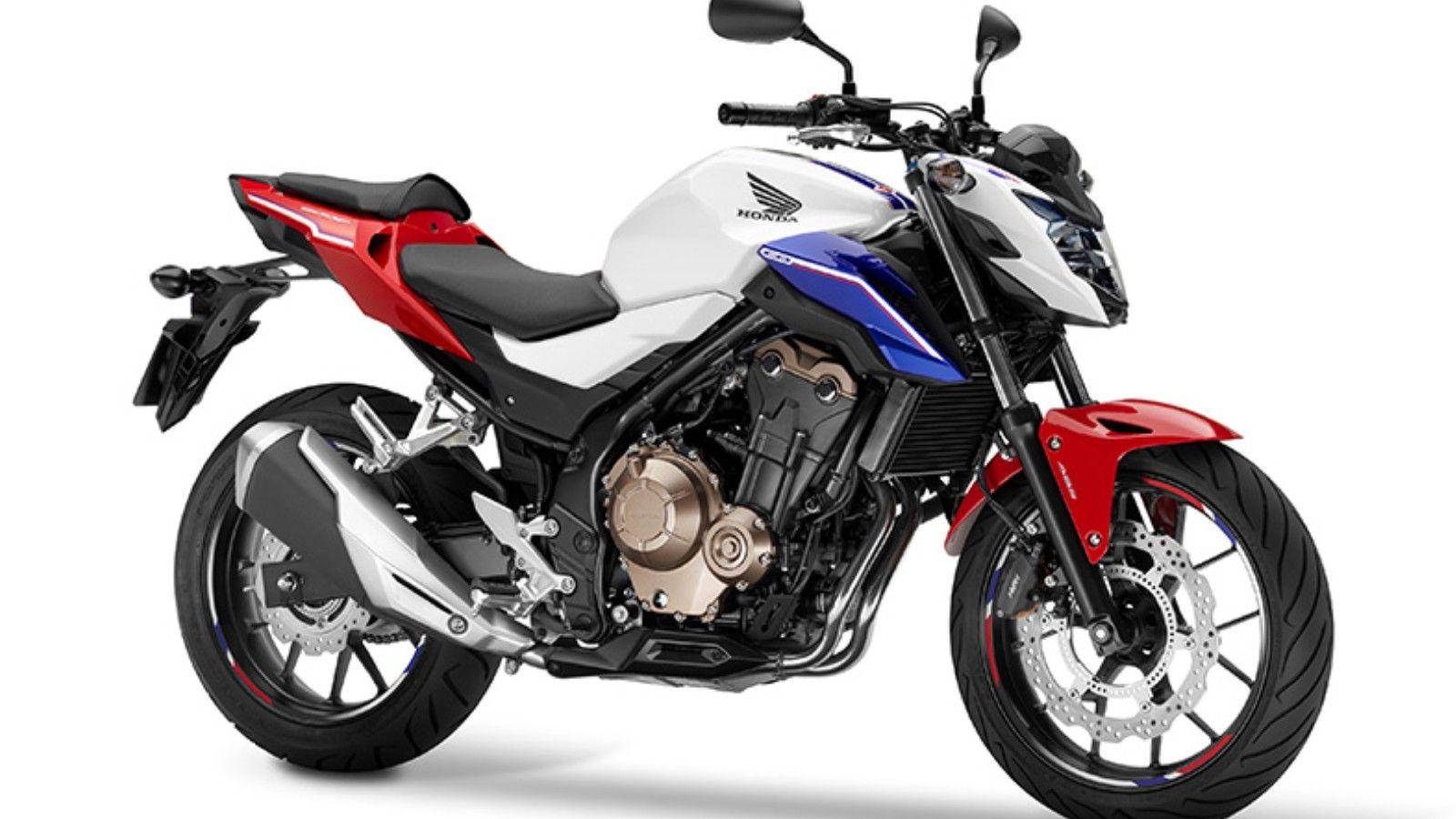 4 ??????? naked Honda CB500F ??? Duke 690 Suzuki SV650
