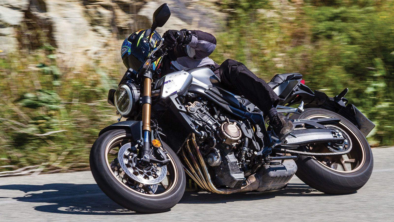 Test: Honda CB650R - honda cb 650r