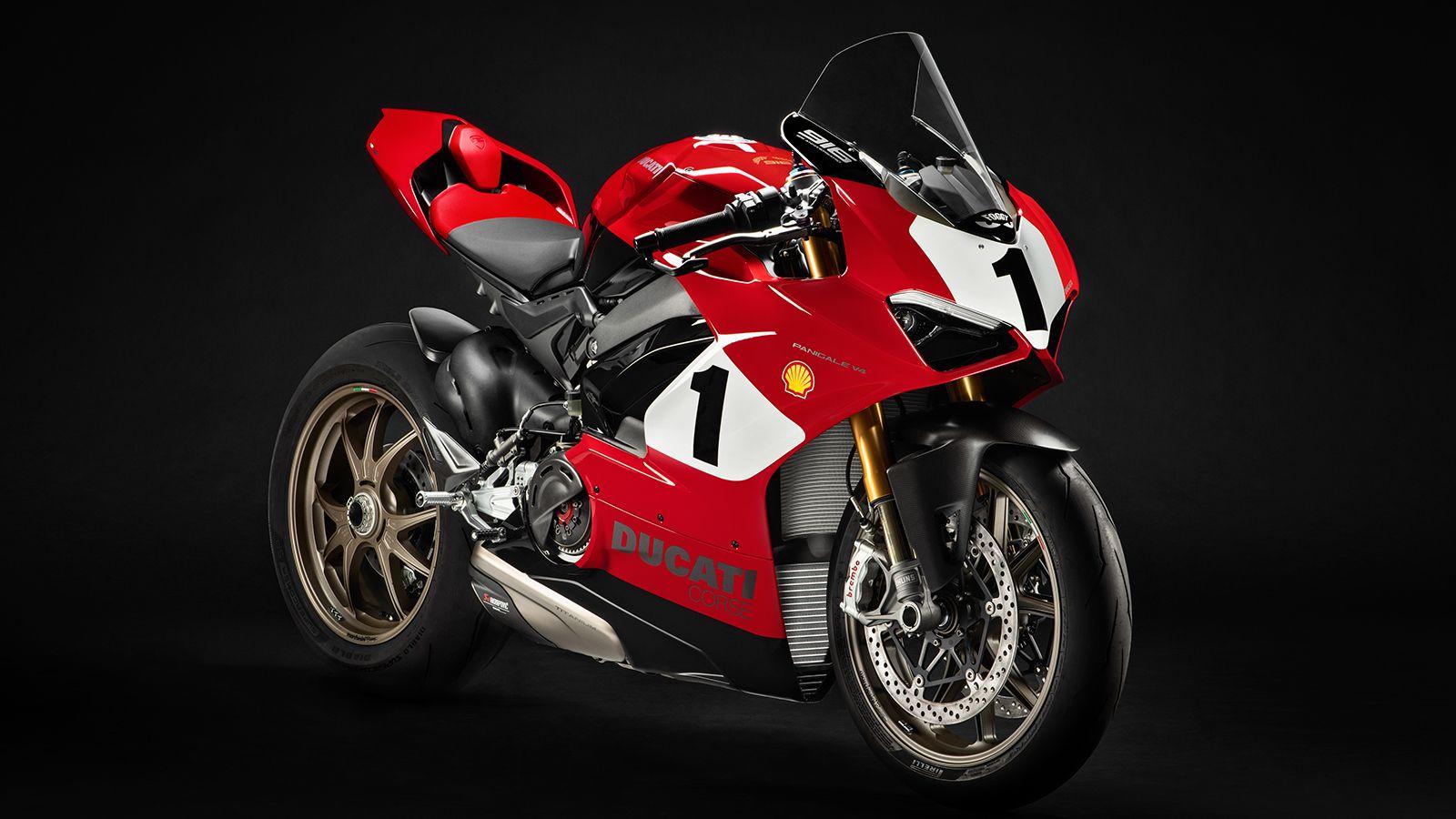 2019 Ducati V4 Penta Custom From Ducati Panigale V4 By