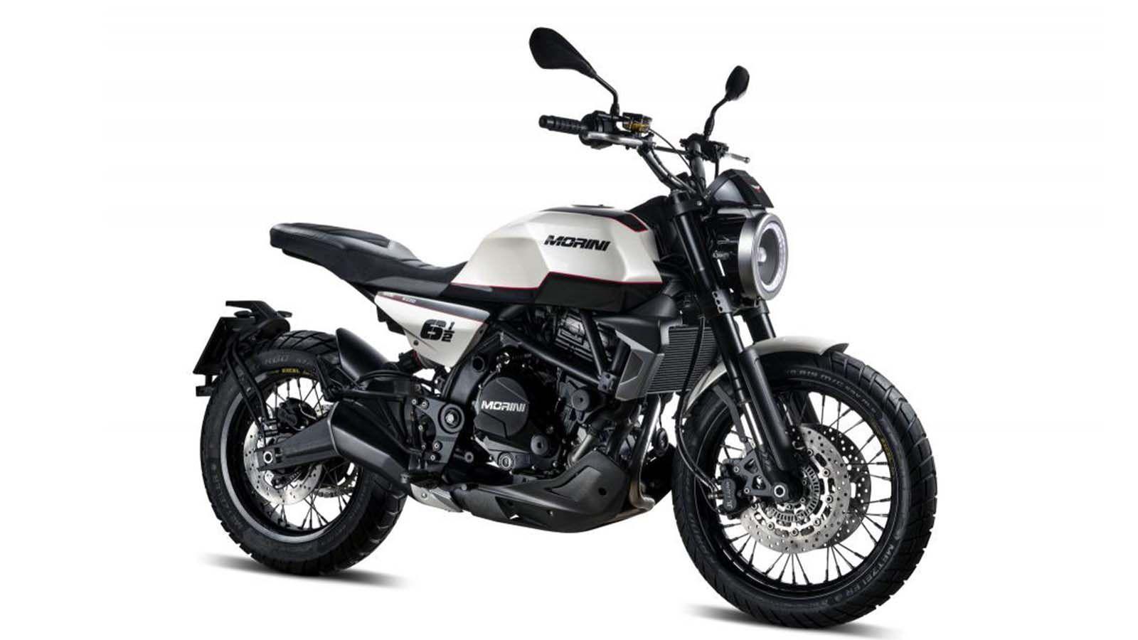 EICMA 2019: Νέο Moto Morini 650 - moto morini