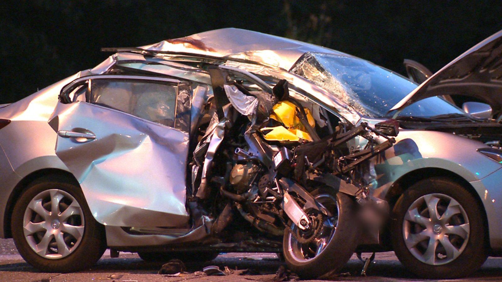 Οι οδηγοί αυτοκινήτων «ξεχνούν» ότι μας είδαν! Motorcycle_accident_survey_2592019