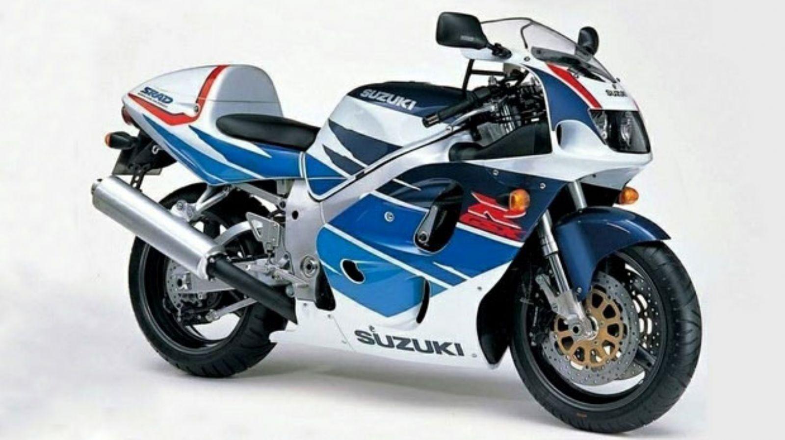 suzuki gsxr 750 srad service manual free download
