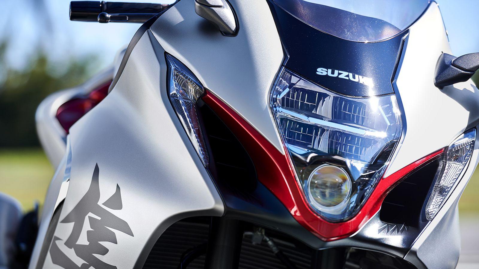 Νέα Suzuki Hayabusa 2021: Η καλύτερη όλων των εποχών - suzuki gsx 1300 ra  hayab