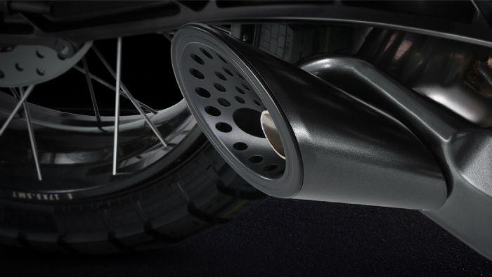 Νέο Daytona G155 SR by Zontes - daytona