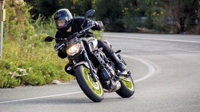 Τα φθηνότερα μεσαία naked Honda CB650F Kawasaki Z650