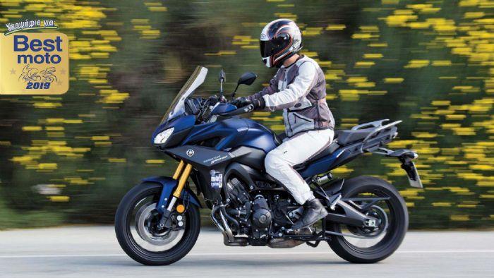 Test: Yamaha Tracer 900 GT - yamaha tracer 900 gt, yamaha