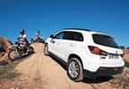 Μοτοσικλέτα vs ATV vs SUV