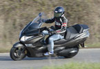Αποστολή: Ρώμη, Ιταλία Honda SW-T600 2011