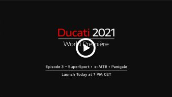 VIDEO: Νέα Ducati Supersport – Panigale – E-MTB