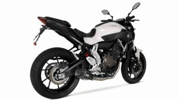 Remus Hypercone Complete System για Yamaha MT-07 `14 - `15