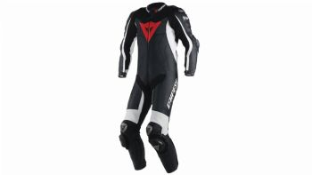 Dainese D-air Misano racing suit
