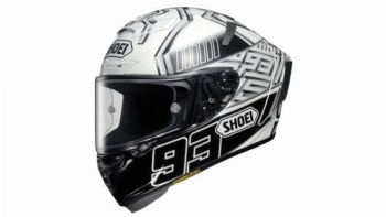 Shoei X-Spirit III Marquez 4 TC-6