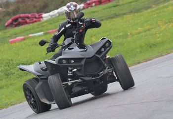 Cectek 500 EFI ESTOC: Dark Knight