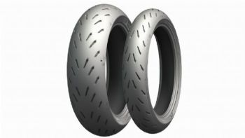 Michelin Power GP 120/70-17 & 180-55-17