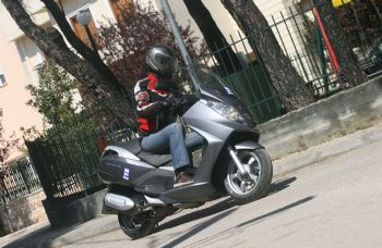 Δοκιμή: Peugeot Satelis 250 Safety Pack