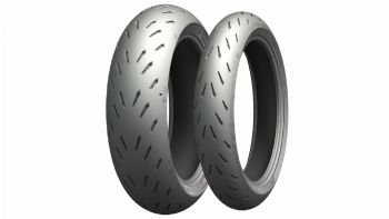 MICHELIN POWER RS 120/70/17 & 190/55/17