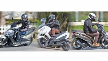 3 scooters στα 200
