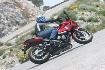 Δοκιμή: Yamaha XJ6 Diversion