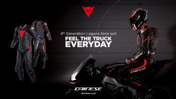 0e9e94c59e7 Dainese Laguna Seca 4: Προστασία αλά MotoGP