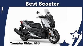 Best Scooter 2019: Yamaha XMAX 400