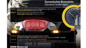 BMW Dynamic Brake Light