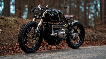 BMW R100 RT Race Cafe
