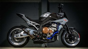 BMW S1000XR VTR Custom