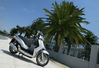 Kymco People S 250… η ωριμότητα!