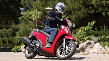 Δοκιμή: Kymco People One 125i