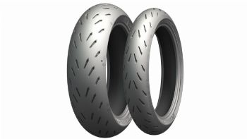 Michelin Power RS 110/70-17 - 150/60-17