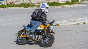 Test: Honda Monkey Z125