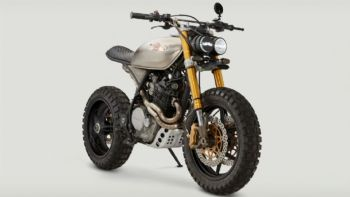 Honda XL600R Movember