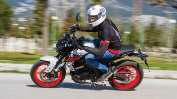 Test: Yamaha MT-125 2020