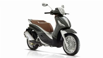 Piaggio Beverly 300 ABS σε τιμή έκπληξη!