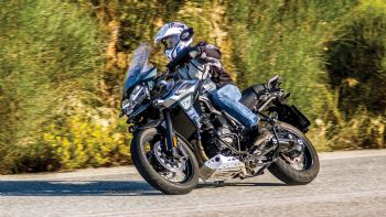 Test: Triumph Tiger 1200 XCA