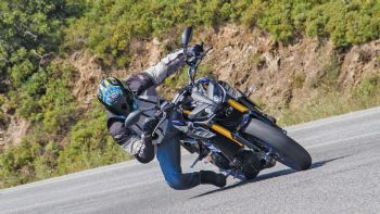 Test: Yamaha MT-09 SP