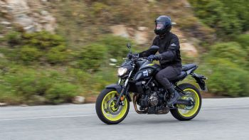 Test: Yamaha MT-07