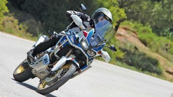 Test: Honda Africa Twin Adventure Sports