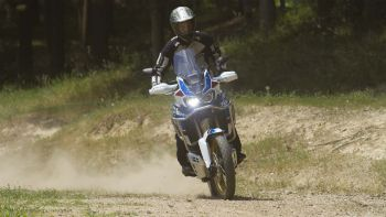 Δοκιμή: Honda Africa Twin Adventure Sports