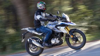Test: BMW G 310 GS