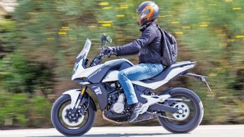 Test: CFMoto 650MT