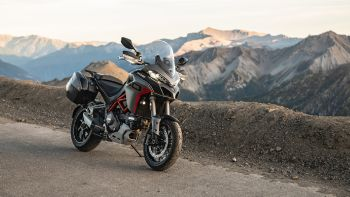 Νέα Ducati Multistrada 1260S Grand Tour