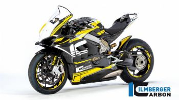 Ilmberger: Carbon kit για το Panigale V4