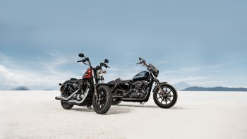 Harley-Davidson: Νέες Iron 1200, Forty-Eight Special