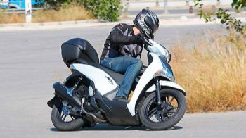 Δοκιμή: Honda SH 150i Top Box ABS Sporty