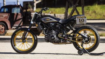 Indian FTR1200 by Roland Sands