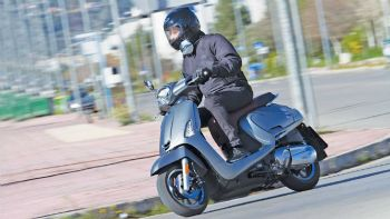 Test: KYMCO Like II 125