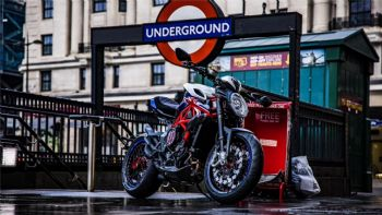 Νέα MV Agusta Dragster London Special